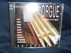 Various-Toutes-Les-Couleurs-De-L-039-Orgue-2CDs