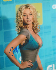 ALY-MICHALKA-Hellcats-iZombie-Actress-Signed-8x10-Photo-C