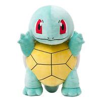 "Official JUMBO SQUIRTLE Pokemon Center 20"" Plush Toy Nintendo Pokemon GO Doll"