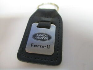 Landrover-farnell-leather-keyring-Superb-condition-fastfree-post