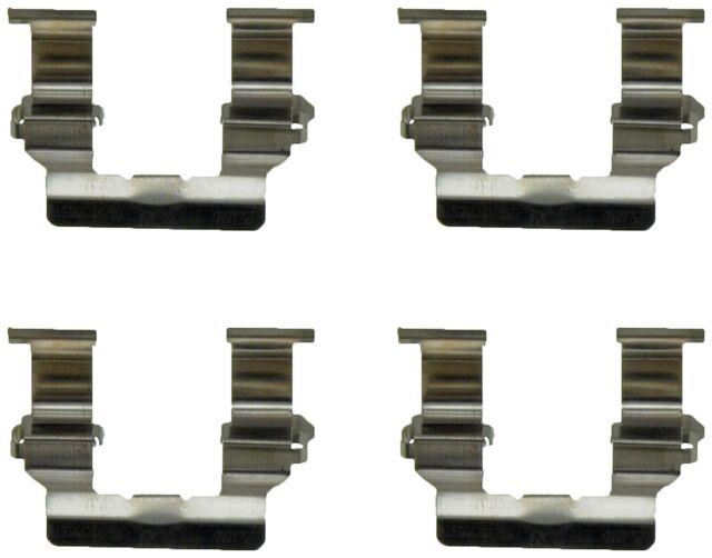 Disc Brake Hardware Kit-First Stop Front Dorman HW13521