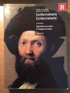 Letteratura-Letterature-Armellini-Colombo-Tomo-B-Zanichelli-2005
