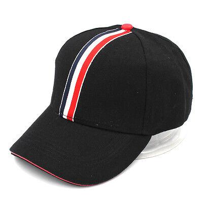 Unisex Dad Hat Baseball Cap Snapback Hats Striped Crown Unconstructed Adjustable