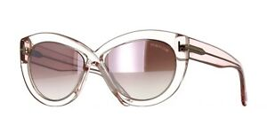 eea7cdb869 Tom Ford DIANE-02 FT 0577 shiny pink purple shaded mirror (72Z A ...