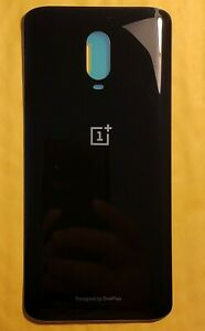 oem-Glass-Battery-Back-Cover-Door-Housing-For-OnePlus-6t-black