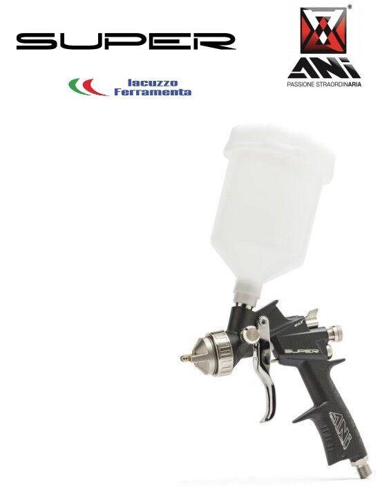 ANI F1 N SUPER-S 1.3 Aerografo Pistola A Spruzzo Per Verniciatura Professionale