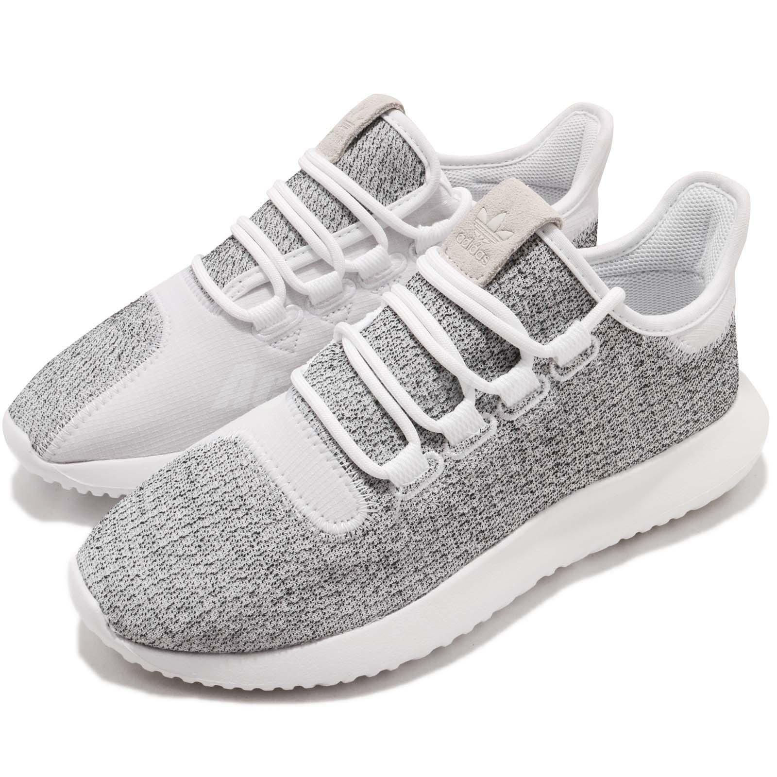 adidas Originals Tubular Shadow Footwear blanc  Gris  One hommes Running Shoes CQ0928