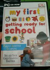 My First Getting Ready For School PC GAME - FREE POST *