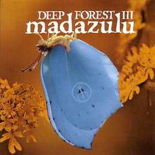 CD single DEEP FOREST III Madazulu 2 Tracks CARD SLEEVE NEUF
