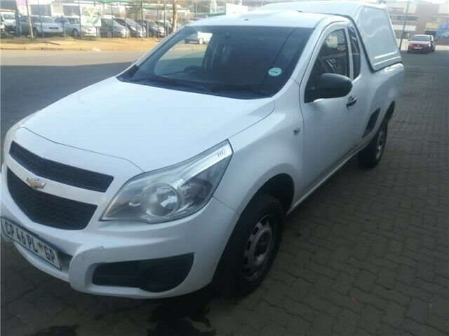 2014 Chevrolet Utility 1.4 Club, White with 83000km available now!