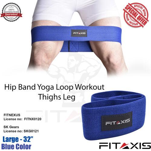 Fitness Yoga Loop Grip Bum Workout Band Widerstand Beute Kreis Beine Kniebeugen