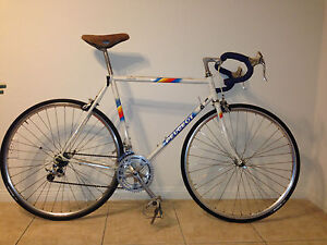 peugeot versailles road bike 12 speed mangalloy hle frame made in