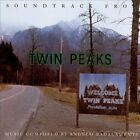 Twin Peaks [Original Television Soundtrack] by Angelo Badalamenti (CD, Sep-1990, Warner Bros.)