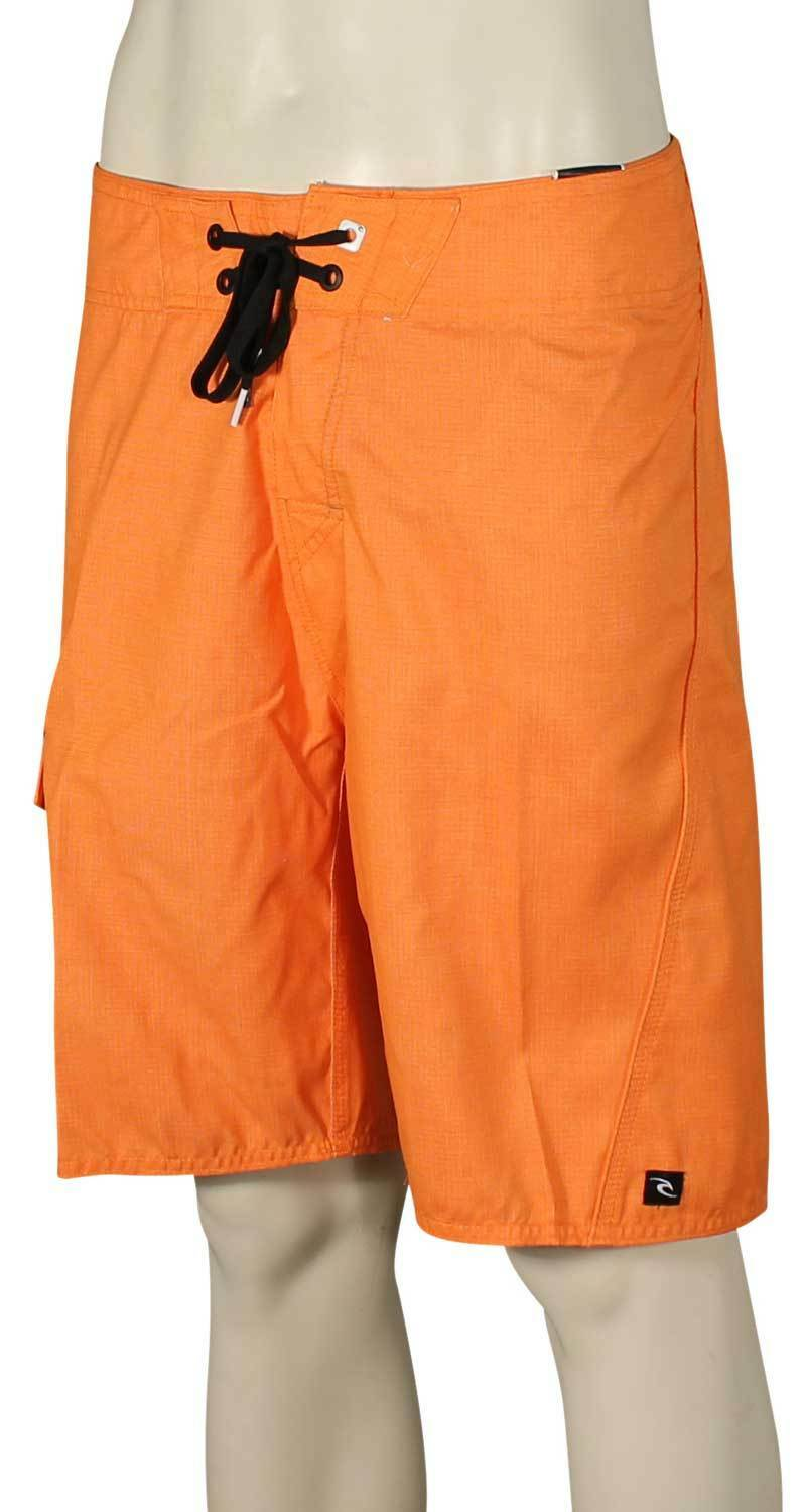 Rip Curl Ogreenhrown Heather Boardshorts - orange - New
