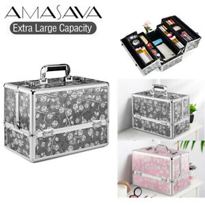 Details about Large Nail Polish Case for Professional Technician Urban  Mobile Varnish Box UK