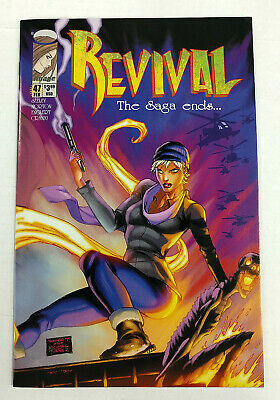 Revival#47 Image Tribute Variant 2017, Image Comics Nm Activating Blood Circulation And Strengthening Sinews And Bones