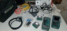 Used Fluke Microtest Omni Scanner 2 Amp Remote 2 Digital Cable Analyzer Certifier