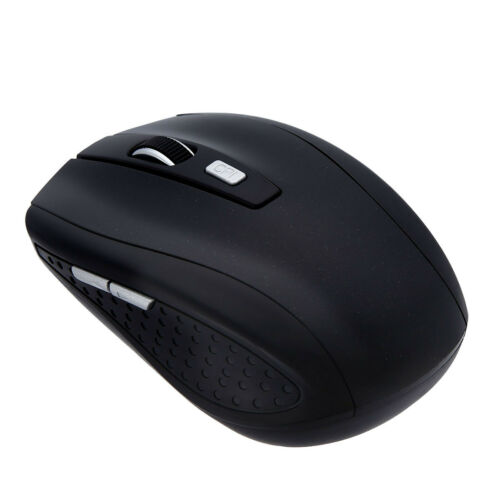 2.4GHz Wireless Cordless Optical Mouse Mice USB 2.0 Receiver for PC Laptop MAC