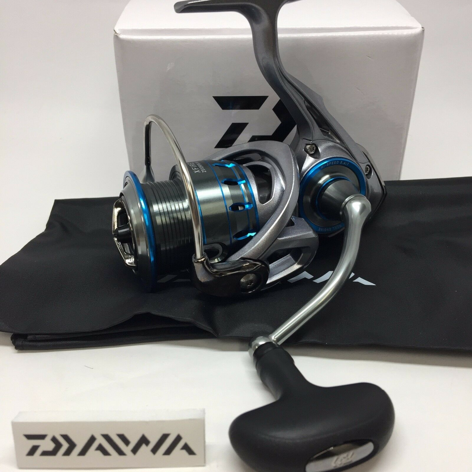 DAIWA 17 X-FIRE 2510R PE-H   - Free Shipping from Japan
