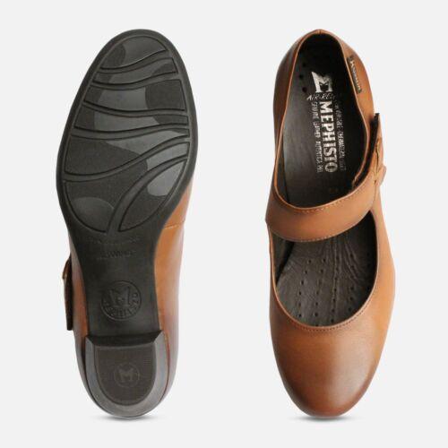 Mephisto Madisson Damen Schuhe in Haselnuss Brown