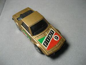 Vintage-Corgi-Juniors-Fiat-XI-9-Gold