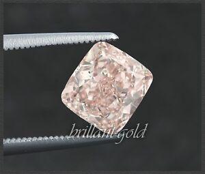 Diamant-GIA-Zertifikat-0-31-ct-in-seltener-Farbe-rosa-laser-markierte-Rundiste