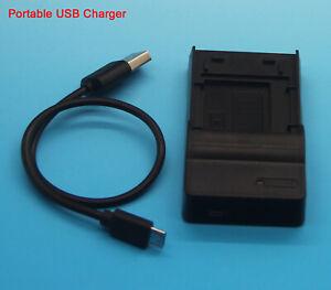 DMW-BCJ13 Cargador de Batería para Panasonic Lumix DMC-LX5W DMC-LX5GK DMC-LX5K