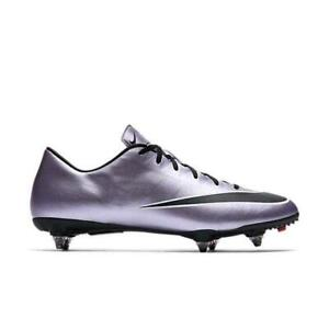 more photos 58839 cf226 Details about Mens NIKE MERCURIAL VICTORY V SG Lilac Football Boots 651633  580