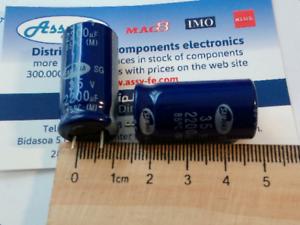 2019 Nouveau Style 2 Pcs X 2200uf 35v 85°c Capacitor Radial Short Pin Condensador 2200 Microfaradi MatéRiaux Soigneusement SéLectionnéS