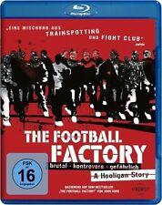 THE FOOTBALL FACTORY, A Hooligan Story (Danny Dyer) Blu-ray Disc NEU+OVP