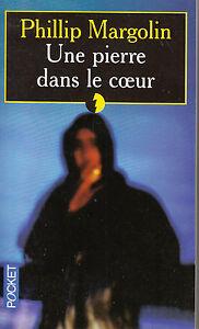 Livre-Poche-une-pierre-dans-le-coeur-Philip-Margolin-roman-l-039-Archipel-2002-book