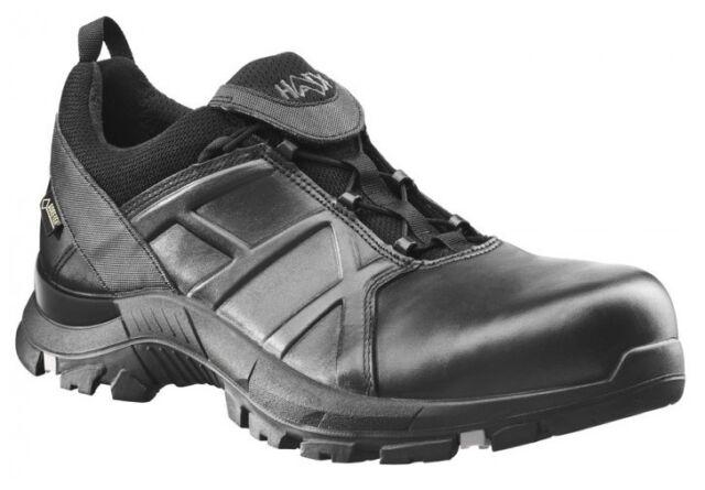 Haix Black Eagle Safety 50 Low Komfortabler Sicherheitsschuh