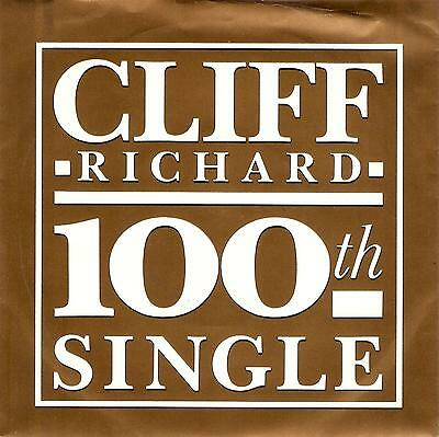 CLIFF RICHARD The Best Of Me Vinyl 7 Inch EMI EM 92 1989