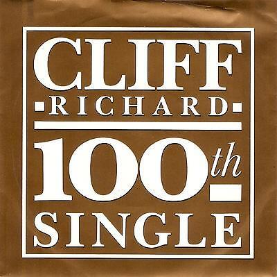 CLIFF RICHARD The Best Of Me Vinyl 7 Inch EMI EM 92 1989