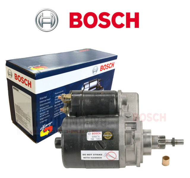 Starter Oe Bosch Sr87x Reman Fits 1976