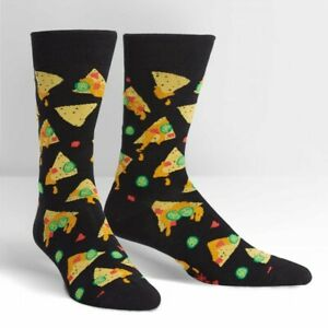 Nacho-Nacho-Mens-Happy-Funky-Crew-Socks