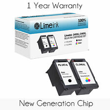2 PG-245XL CL-246XL Ink Cartridges For Canon PIXMA iP2820 MG2420 MG2520 MG2920