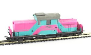 LILIPUT-Piste-h0e-l170702-Locomotive-BR-2091-dollnitzbahn-Yakuza-PE-V-neuf-dans-sa-boite
