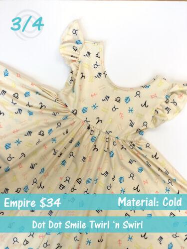 Brand New Dot Dot Smile Dresses Empire