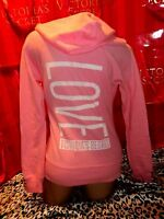 Victorias Secret Supermodel Love Victoria Secret Hoodie Super Cute Xs
