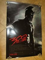 300 Rise Of An Empire Movie Poster Sullivan Stapleton International One Sheet A