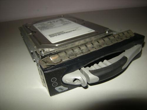 Seagate Cheetah ST336607FC 36GB Fibre Channel HD + Tray