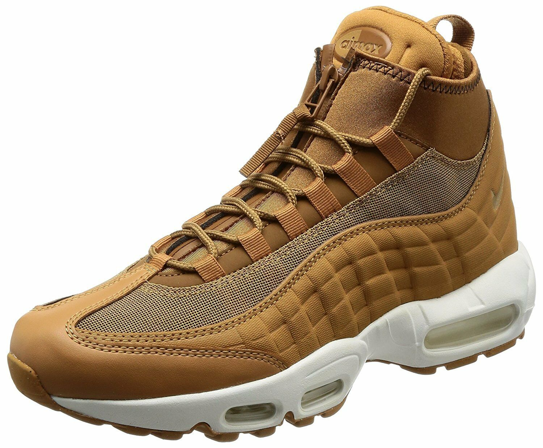 Nike air max 95 sneakerboot uomo numero 8 (806809-201 marrone / bianco)