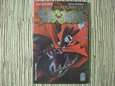 COMIC MANGA SHADOWS OF SPAWN Nº 5 DE 9 JUZO TOKORO PLANETA USADO BUEN ESTADO