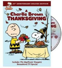 A Charlie Brown Thanksgiving (DVD, 2013, 40th Anniversary)