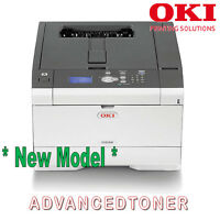 Oki C532dn Network Colour Laser Printer With Duplex