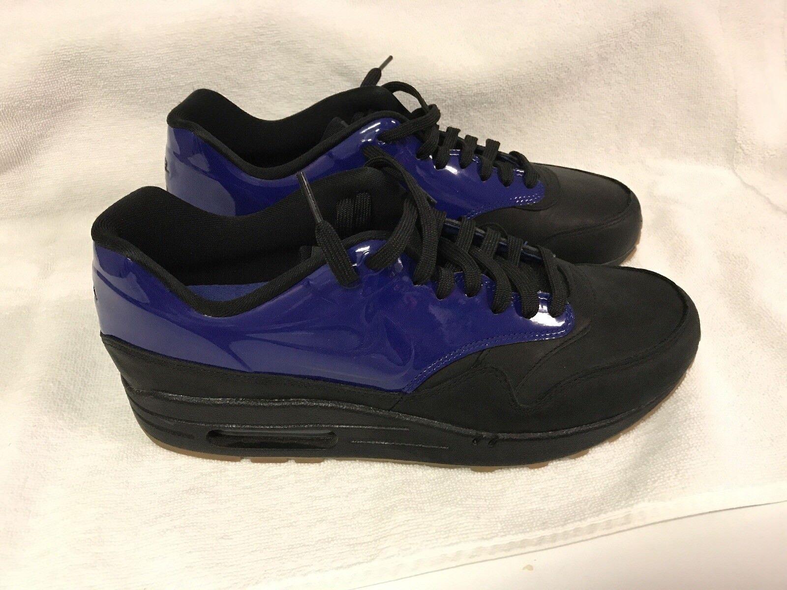 Nike Air Max 1 VT QS US Deep Royal Blue 831113-400 US QS Mens 9.5 6e6834
