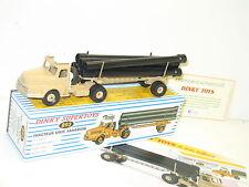 camion UNIC Saharien - ref 893  de dinky supertoys atlas Neuf sous blister