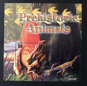 Prix Bas Avec Grenade Dinosaure Souvenir Sheet 2005 Neuf Sans Charnière Animaux Préhistoriques Spinosaurus Timbres-afficher Le Titre D'origine Artisanat D'Art