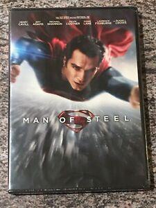Man-of-Steel-DVD-2013-DCEU-Superman-Film-BRAND-NEW-FACTORY-SEALED